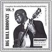 Big Bill Broonzy: Complete Recorded Works, Vol. 9 (1939)