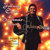 Johnny Cash: The Christmas Spirit [Sony Special Products]