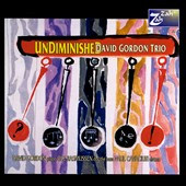 David Gordon (Piano): Undiminished