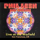 Phil Lesh: Live at the Warfield [Digipak] *