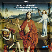 Scheidt: The Great Sacred Concertos / Musica Fiata, et al