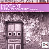 Mozart: The Piano Concertos Vol 6 / Kirschnereit, Beermann