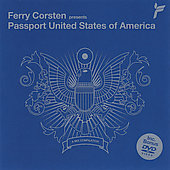 Ferry Corsten: Passport United States Of America