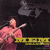 Mem Shannon: Live: A Night at Tipitina's *