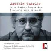 Charles: Seven Looks, Concertino for Clarinet, etc / Salvador, Encinar, et al