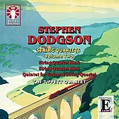 Epoch - Dodgson: String Quartets Vol 2 / Ogden, Tippett String Quartet