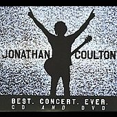 Jonathan Coulton: Best. Concert. Ever. [Slipcase]
