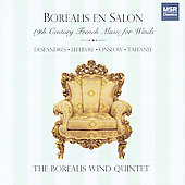 Borealis En Salon - Taffanel, Deslandres, Onslow, Lefebvre / Borealis Wind Quintet