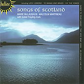 Songs of Scotland / McLaughlin, Martineau, Frayling-Cork
