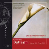 Giovanni Bottesini: Works for Double-Bass & Piano