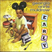 Georgia Anne Muldrow: Early