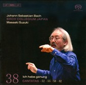 Bach: Cantatas, Vol. 38 [Hybrid SACD]