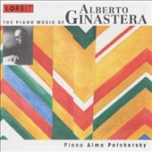The Piano Music of Alberto Ginastera [European Import]