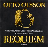Otto Olsson: Requiem