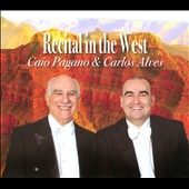 Recital in the West / Pianist Caio Pagano