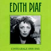 Édith Piaf: L'Integrale 1936-1945 [Box]