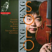 Solo / Ning Feng, violin