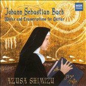 Johann Sebastian Bach: Works for Transcriptions For Guitar