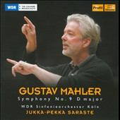 Mahler: Symphony No. 9 / Saraste