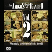 Various Artists: Los Amigos Desde El Rancho Vol. 2