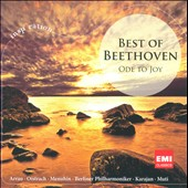 The Best of Beethoven: Ode to Joy / Muti, Arrau, Menuhin, Karajan