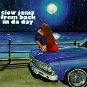 Various Artists: Slow Jamz from Back in Da Day