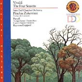 Vivaldi: The Four Seasons;  Purcell / Zukerman, Leppard