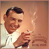 Hank Snow: The Thesaurus Transcriptions [Box]