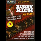 Buddy Rich: Up Close [Revised DVD/CD]