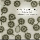 Finn Hoffding: Orchestral Works / Jena Phil. Orch.