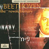 Beethoven: Symphony no 9 / John Eliot Gardiner, et al