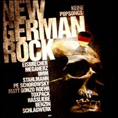 Various Artists: Keine Popsongs: New German Rock