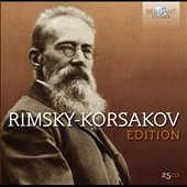 The Rimsky-Korsakov Edition [25 CDs]