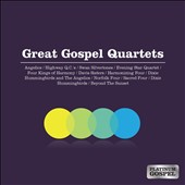 Various Artists: Platinum Gospel: Great Gospel Quartets [Digipak]