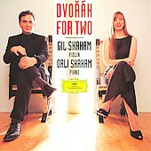 Dvor&#225;k for Two / Gil Shaham, Orli Shaham