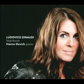 Ludovico Einaudi (b.1955): Nightbook / Hanna Devich, piano
