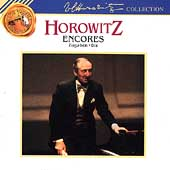 Horowitz Encores