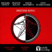 British Song - Tippett, Routh, Matthews, et al / Field, Ball