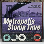 Various Artists: Metropolis Stomp Time: Northern Soul from the Big City