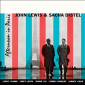 John Lewis/Sacha Distel: Afternoon in Paris [Bonus Tracks] [Remastered]