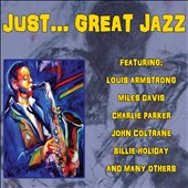 Various Artists: Just Great Jazz [Box]