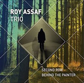 Roy Assaf: Second Row Behind the Painter