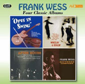 Frank Wess: 4 Classic Ablums Plus