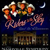 Riders in the Sky/Nashville Symphony: Lassoed Live at the Schermerhorn