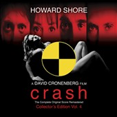 Howard Shore (Composer): Crash [Remastered]