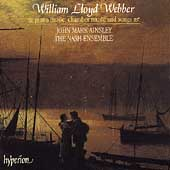 W. Lloyd Webber: Piano Music, Chamber Music, Songs / Brown