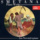 Smetana: Piano Works / Jan Novotny