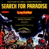 Dimitri Tiomkin (Composer): Search for Paradise [Original Soundtrack Recording]
