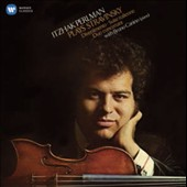 Itzhak Perlman Plays Stravinsky: Divertimento; Suite Italienne; Duo Concertant / Perlman, violin; Bruno Canino, piano