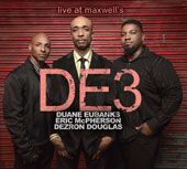 De3: Live at Maxwell's [Digipak]